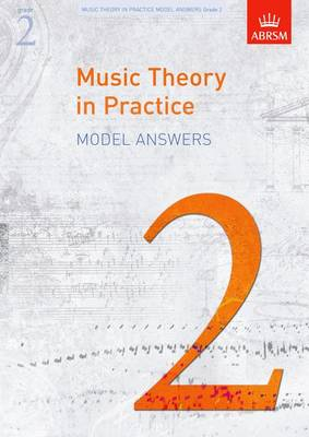 Music Theory in Practice: Grade 2: Answers