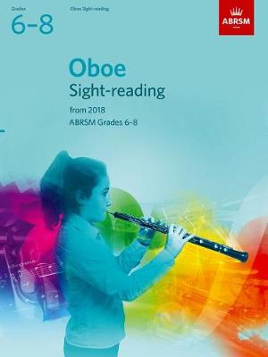 Oboe Sight-Reading Tests Grades 6-8  from 2018
