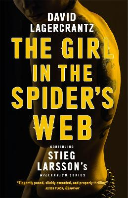 The Girl in the Spider's Web: A Dragon Tattoo story