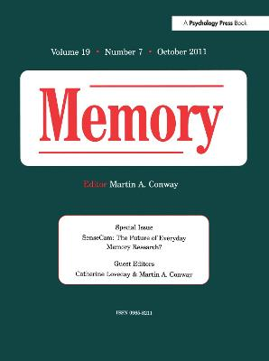 SenseCam: The Future of Everyday Memory Research?