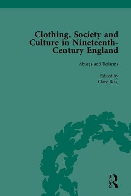 Clothing, Society and Culture in Nineteenth-Century England