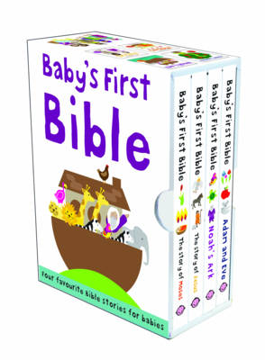 Baby Bible: Baby's First Bible