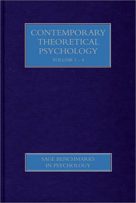 Theoretical Psychology - Contemporary Readings