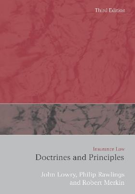 Insurance Law: Doctrines and Principles