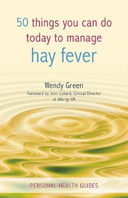 50 Things You Can Do to Manage Hay Fever