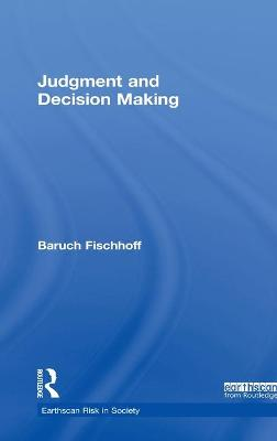 Judgment and Decision Making