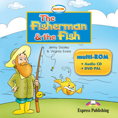 The Fisherman & the Fish Showtime Audio CD/DVD PAL