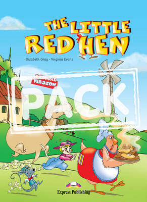 The Little Red Hen Story Book Student's Pack 2