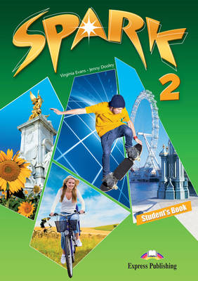 Spark: Level 2: Student's Book (international)