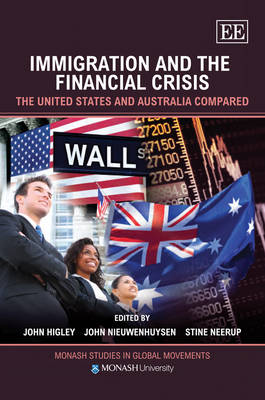 Immigration and the Financial Crisis: The United States and Australia Compared