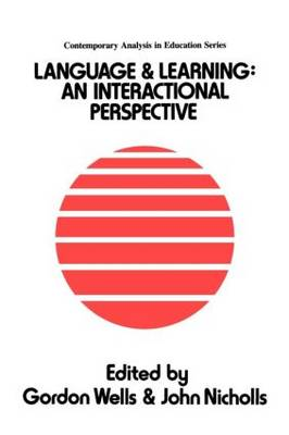 Language And Learning: An Interactional Perspective