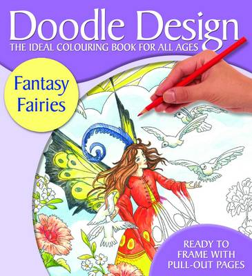 Doodle Designs Fantasy Fairies - FSC