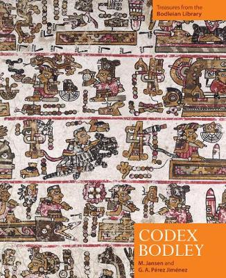 Codex Bodley: A Painted Chronicle from the Mixtec Highlands, Mexico