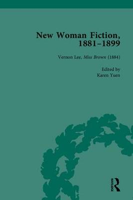 New Woman Fiction, 1881-1899, Part I (set)