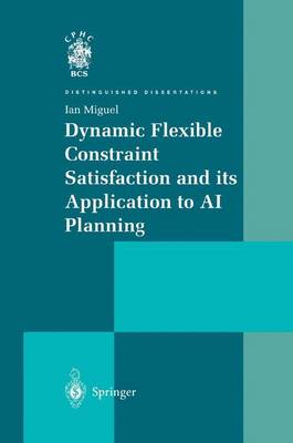 Dynamic Flexible Constraint Satisfaction and its Application to AI Planning