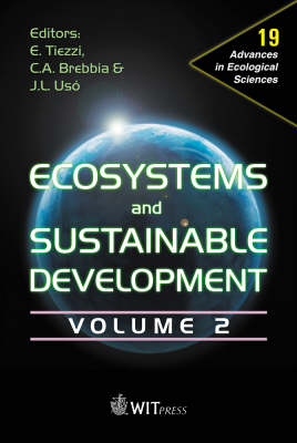 Ecosystems and Sustainable Development: Proceedings of the 4th International Conference: v.2