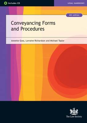 Conveyancing Forms and Procedures