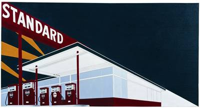 Ed Ruscha: Fifty Years of Painting