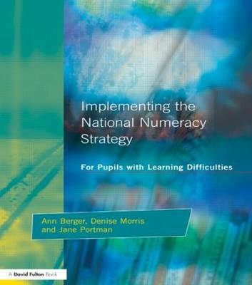 Implementing the National Numeracy Strategy: For Pupils with Learning Difficulties