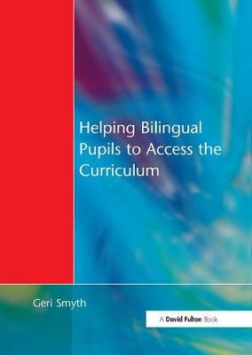 Helping Bilingual Pupils to Access the Curriculum