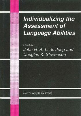 Individualizing the Assessment of Language Abilities
