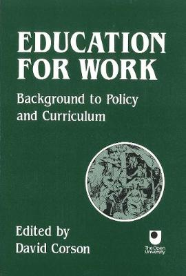 Education for Work