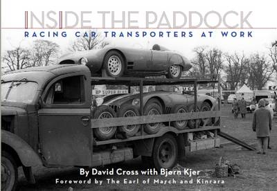 Inside the Paddock: Racing Car Transporters at Work