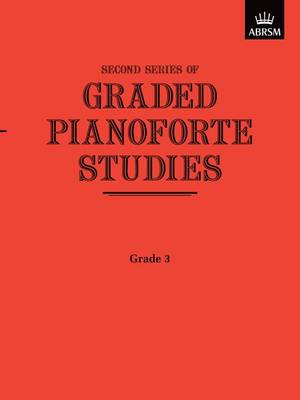 Graded Pianoforte Studies: Second Series: Grade 3