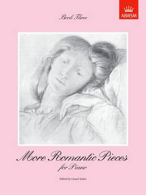 More Romantic Pieces Book 3
