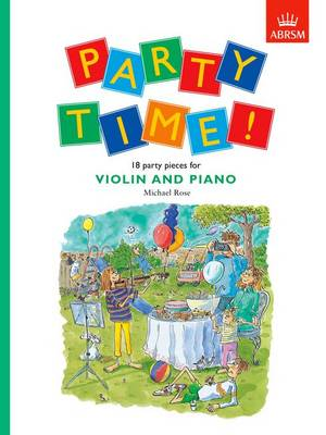 18 Party Pieces for Violin and Piano
