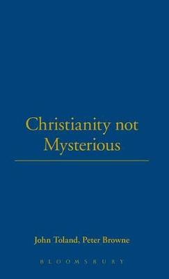 Christianity, Not Mysterious
