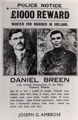 Dan Breen and the IRA