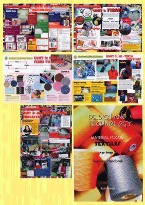 Textiles Poster Pack