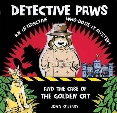 Detective Paws: An Interactive Who-done-it Mystery