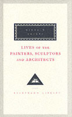 Lives Of The Painters, Sculptors And Architects Volume 2