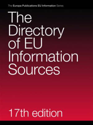 Directory of EU Information Sources: 2008