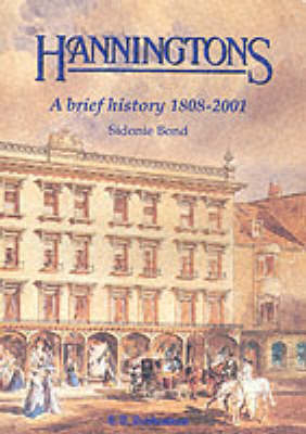 Hanningtons: A Brief History 1808-2001