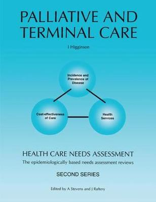 Health Care Needs Assessment: The Epidemiologically Based Needs Assessment Reviews