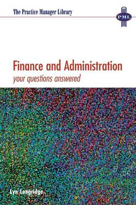 Finance and Administration: Your Questions Answered