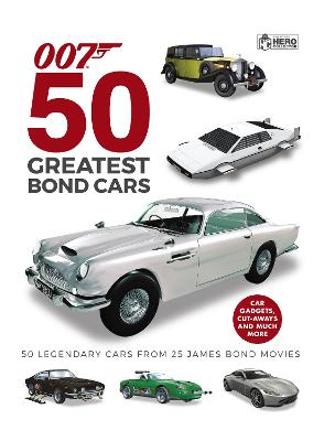 50 Greatest James Bond Cars