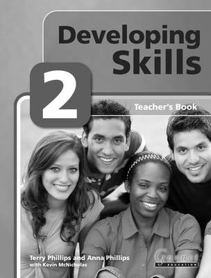 Developing skills 2 teacher's book