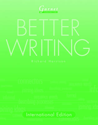 Better Writing - International Edition