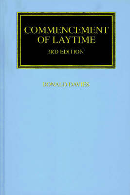Commencement of Laytime