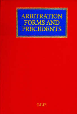 Arbitration Forms and Precedents