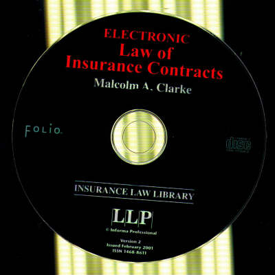 Law of Insurance Contracts: Looseleaf