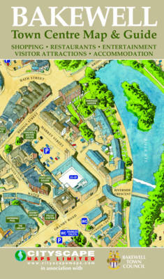 Bakewell Town Centre Map and Guide
