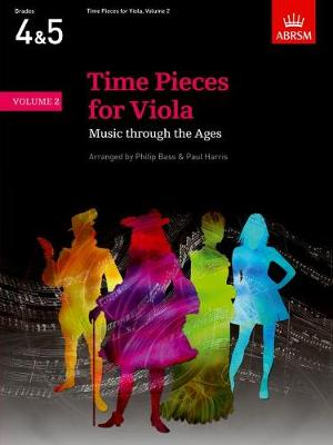 Time Pieces for Viola: v. 2