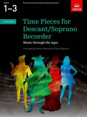 Time Pieces for Descant Recorder vol 1
