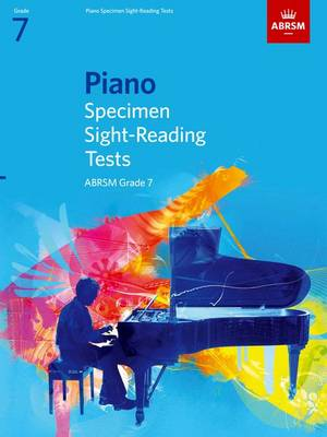 GRADE 7 PIANO SIGHT-READING NEW ED.