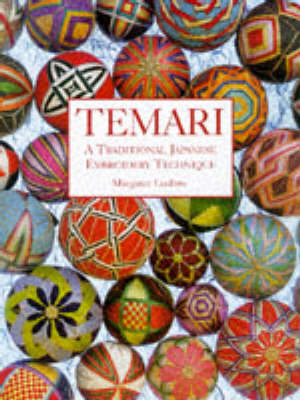 Temari: Traditional Japanese Embroidery Technique